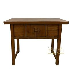 Vintage Chinese Country Style Console Table/sideboard