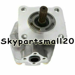 New Hydraulic Pump Am880199 Fits Jd F1145 Compact Tractor 1pc