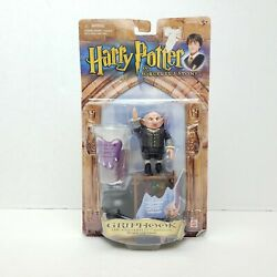 New Griphook Goblin Harry Potter Figure Mattel 2001 Wizards Collection W/ Slime