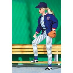 Chicago Cubs Barbie Doll Mattel Vintage 1999 23883 New In Box