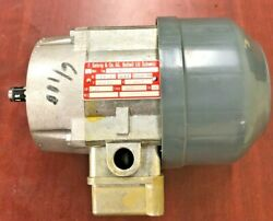 Swiss Electric Motor .25 Kw 220/380 Volts 3 Phase New