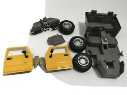 127 Scale Dash, Interior Seats, 2 Doors, 3 Tires Parts For Hummer H2 Maisto