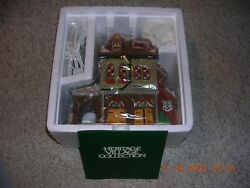Dept 56 Dickens Village Series Collection Hather Harness Mib