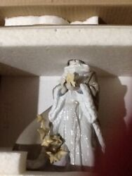 Lladro Father Christmas - The Spirit Of The Stars New In Original Box