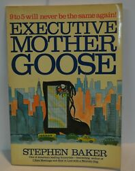 Executive Mother Goose By Stephen Baker 1984