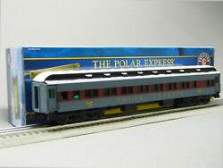 Lionel The Polar Express 15th Anniversary Coach O Gauge Led Lighted 1927650 New