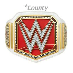 Wwe Raw Women's Championship Title Belt In 2mm And 4mm