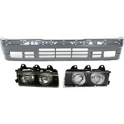 63121387861 63121387862 51118132417 New Front For 3 Series 318 320 325 E36 Bmw