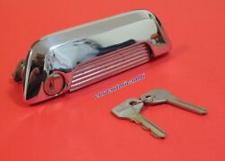 Fiat 850 Sports Coupe 124 Coupe Ac Bc Cc Right Outer Door Handle See Pictures