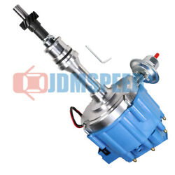 Ignition Distributor For Ford 351c 351m Cleveland 7500rpm Pe332u 400 429 460 Hei