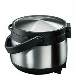 Skater Warm Cooking Pot Vacuum Heat Insulation Cooking Pot 3-5 People For Delica