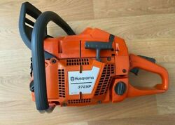 New Oem Husqvarna 372xp Chainsaw With 18 Bar And Chain Made In Sweden