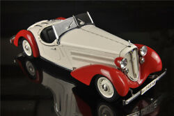 1/18 Cmc Audi 225 Diecast Model Car Full Open Collection Gift Red/white