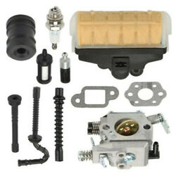 Carburetor Kit Air Filter For Stihl Ms210 Ms230 Ms250 021 023 025 Chainsaw
