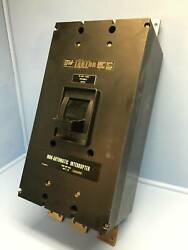 Ch Westinghouse Pbf32000f 2000a Molded Case Switch W/ Aux 3p 480/600v 2000 Amp