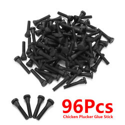96 Chicken Plucker Picker Finger Feather Remover Rubber For Quail Duck Goose