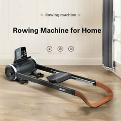 Intelligent Rowing Machine Indoor Aerobic Exercise Magnetic Resistance Fitness R