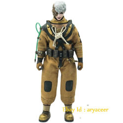 2021 Presell Darkcrowntoys 1/6 Miracle Archive Series Diver Action Figure
