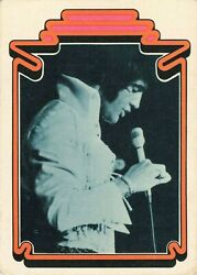 Elvis Presley Facts Trading Card Number 21 1978 Photoplay Gold Medals