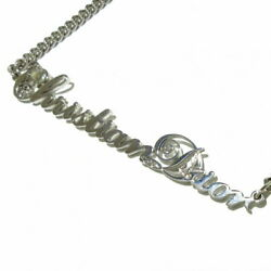 Secondhand Dior Homme Necklace And Kenny Scharf/2021fall Silver Brass