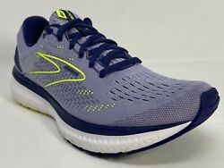 Brooks Glycerin 19 Womenand039s Cushioned Gray Running Shoe Size 11 B Worn Once