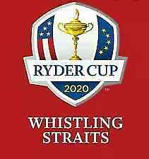 2 2021 Ryder Cup Tickets - Sunday - Whistling Straits