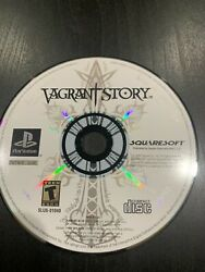Vagrant Story Sony Playstation 1, 2000 - Loose