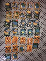 Pokemon The First Movie Topps Trading Cards