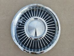 Oem 1958 1959 Lincoln Continental 14 Hubcap Wheelcover Center Cap Ford Fomoco