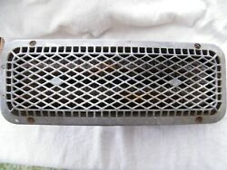 Antique Bovey Heater Type M 88923 Automobile Car Truck Exhaust Pipe Floor Heater