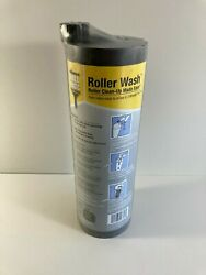"""New Wagner """"wall Magic"""" Paint Roller Wash Roller Clean-up Made Easy"""