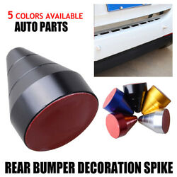 5 Color Universal Bump Protector Spike Guards For Auto Car Front And Rear Bumpers