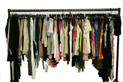 10x Wholesale Joblot Branded Ladies Mens Kids Clothing Bankruptcy Shop Clearance