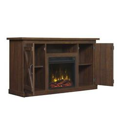 Classic Flame Fireplace Tv Stand Cottonwood 47.50 In. Electric Fireplace