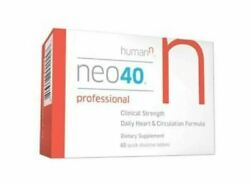 Humann Neo40 Professional Daily Heart And Circulation Formula 60 Tabs