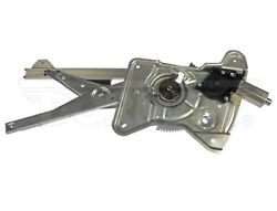 For Chevy Lumina 95-01 Front Driver Left Pwr Window Motor And Regulator Dorman