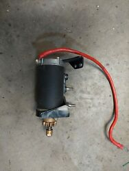 F575955 Force 1986-1992 Starter Motor Assembly 50 Hp 2 Cyl Outboard Loc-c139