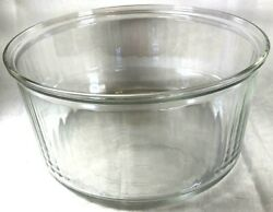 Galloping Gourmet Perfection Aire Convection Oven Replacement Glass Bowl Ax707