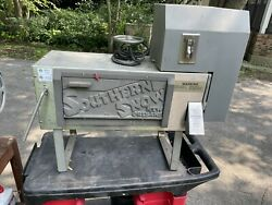 Southern Snow Shaved Ice Machine Used Best Machine Out There