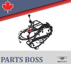 Bentley Continental 2003-2019 Oem Adapter Wiring Harness 3d1971565a
