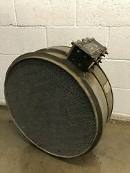 Vintage Aircraft Oil Cooler W/temperature Valve Clifford Looks New Old Stock