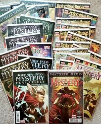 Journey Into Mystery 622-645 And Thor 18-22🔥🔑 Hot Spec 1st App Kid Loki And Thori