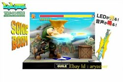 Bigboystoy Street Fighter T.n.c-04 Tnc04 Guile Collectible Figure Model In Stock