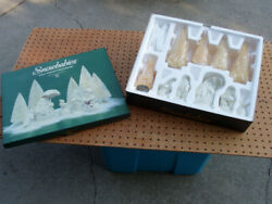 Dept 56 Snowbabies Jolly Friends Forevermore Christmas Retired 1999 New Unused