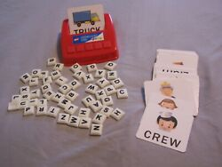 Literacy Wiz Language Game For Preschoolers Complete Excellent Condition