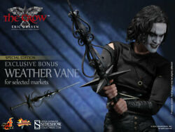 Hot Toys 1/6 The Crow Mms210 Exclusive Special Ed Eric Draven Action Figure New