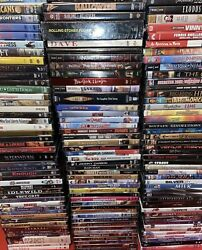 💽lot Of 100 Used Assorted Mix Dvd Movies - Bulk Dvds - Used Dvds Lot -wholesale