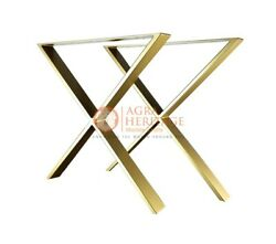 Pair Table Skids Bench Skids Table Legs Table Frame For Table Bench Stand Leg