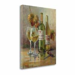 Opening The Wine Ii By Danhui Nai Gallery Wrap Canvas 20 X 24