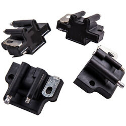 4x Ignition Coil For Johnson Evinrude Cdi For Sierra 115-130-140hp Engine